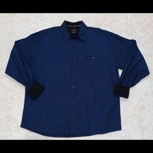 George Straight Wrangler Button Down